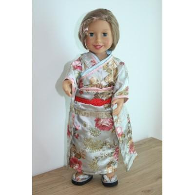 Vêtement Kimono Sun Blossom