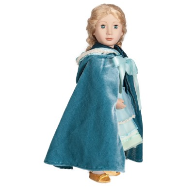 Le Manteau d'Opéra d'AMELIA