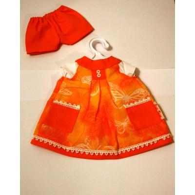 Vêtement Tatou pour poupée Minouche