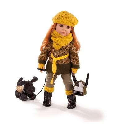 Poupée Hannah et son chien - Edition 2014