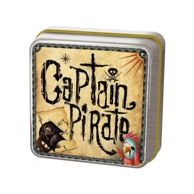 Jeu de Cartes - CAPTAIN PIRATE
