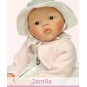 Bébé Jamila à jouer - Nicky Creation